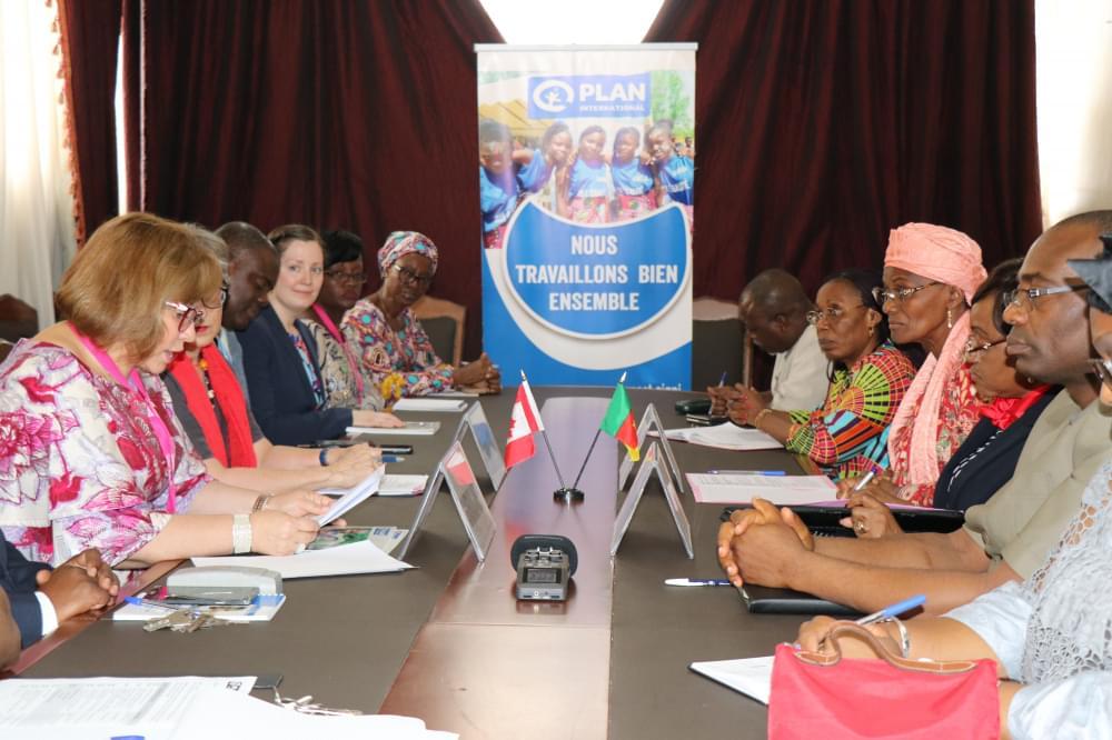 Plan for girls milite pour l'épanouissement des adolescents.