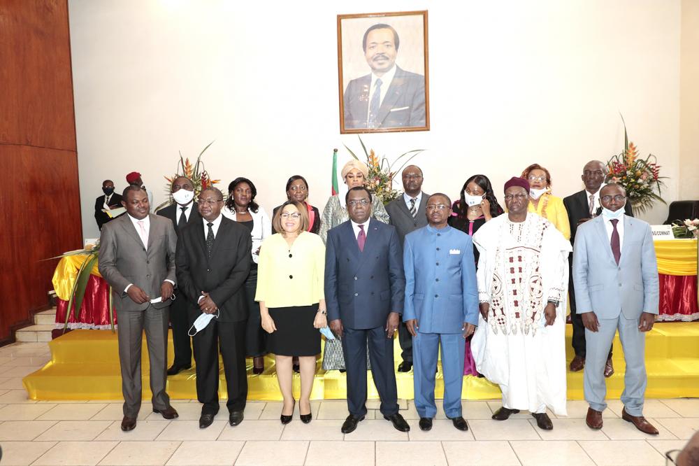 Commission nationale de l'Unesco : de nouveaux responsables en poste