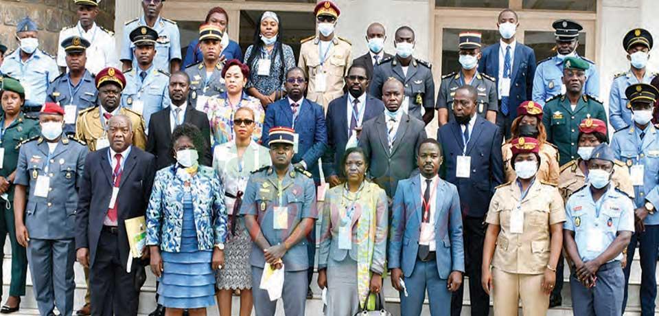 Missions de maintien de la paix : des cadres d'administrations formés