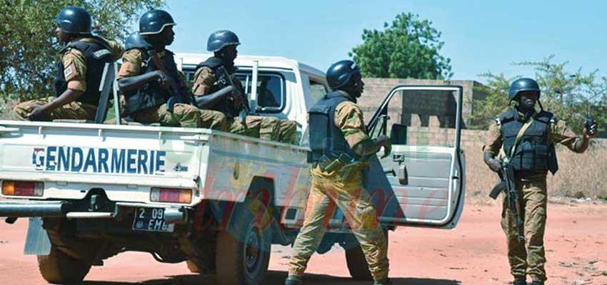 Des troupes burkinabè en plein ratissage.