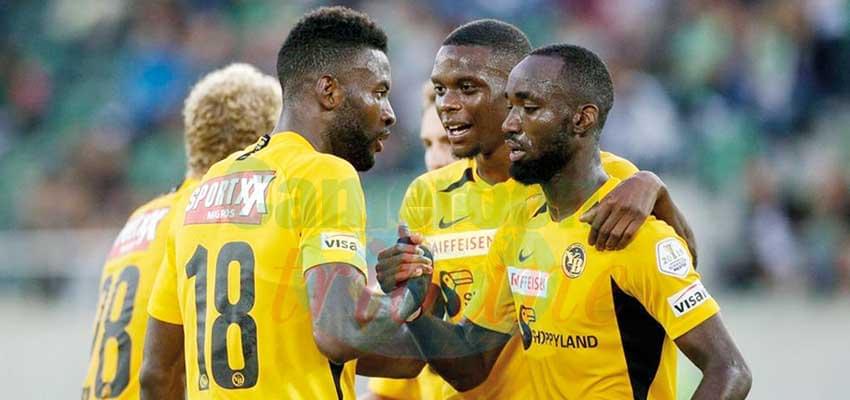 Week-end prolifique pour les Camerounais de Suisse.