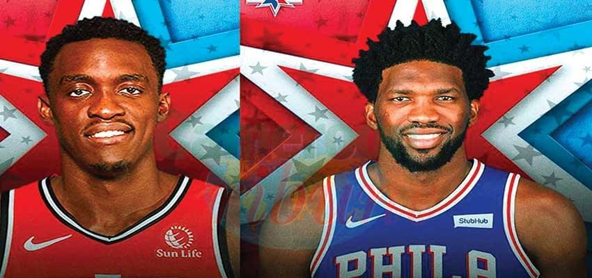 NBA : Siakam et Embiid parmi les étoiles