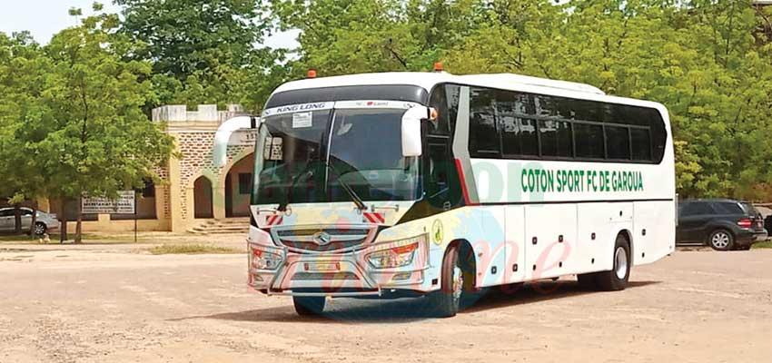 Coton Sport de Garoua :   des ambitions à revendre
