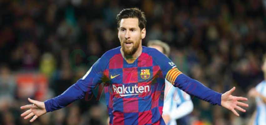 Liga : l'énigme Messi