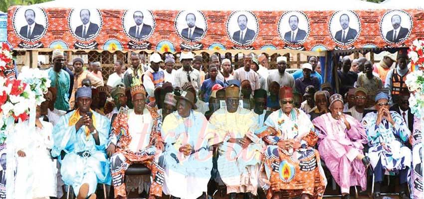 L'Adamaoua s'engage à être la gardienne du temple « Cameroun »