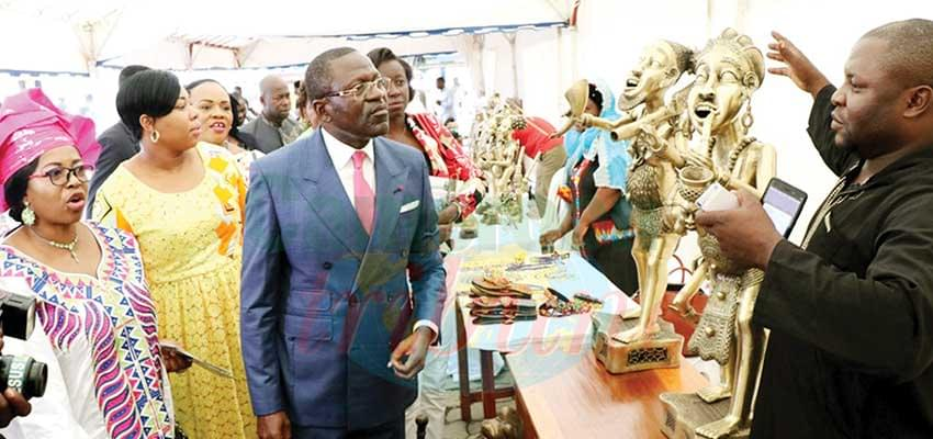 Artisanat: Douala expose son know-how