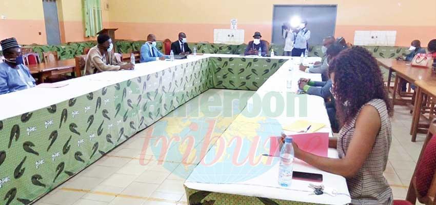 Hôpital régional de Bafoussam : 20 patients internés