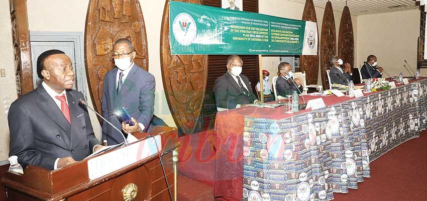 Université de Yaoundé II-Soa : l'expansion en projet