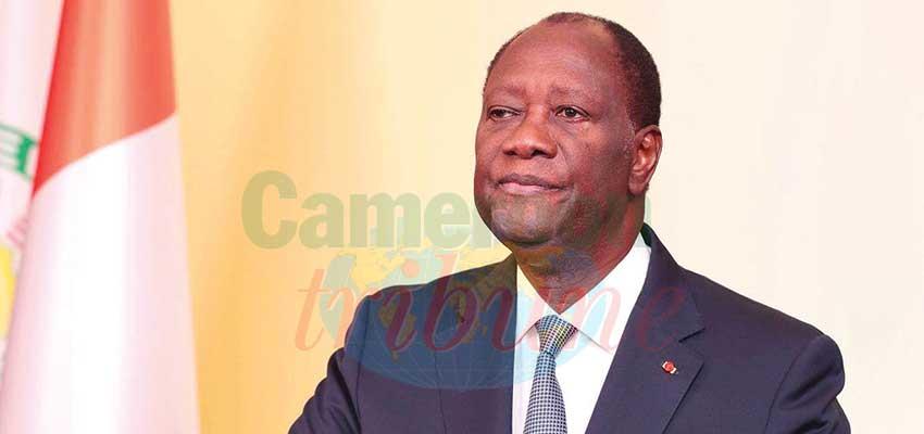 Alassane Ouattara: Le message d'apaisement