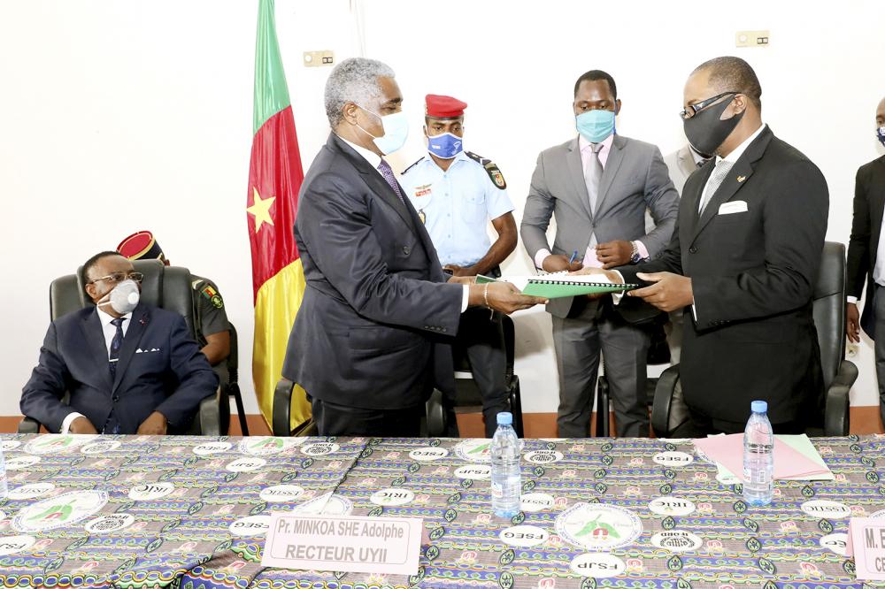Université de Yaoundé II-Soa : bientôt 12500 logements meublés