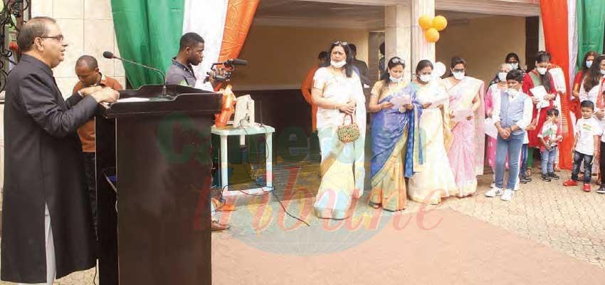 Carnet diplomatique : l'Inde fête son indépendance