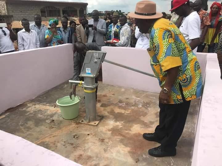 Le 2e adjoint au maire de Yaoundé a apprécié l'initiative.