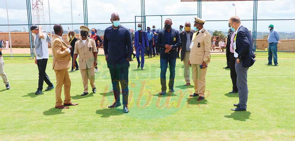 Mission CAF : Bafoussam au peigne fin