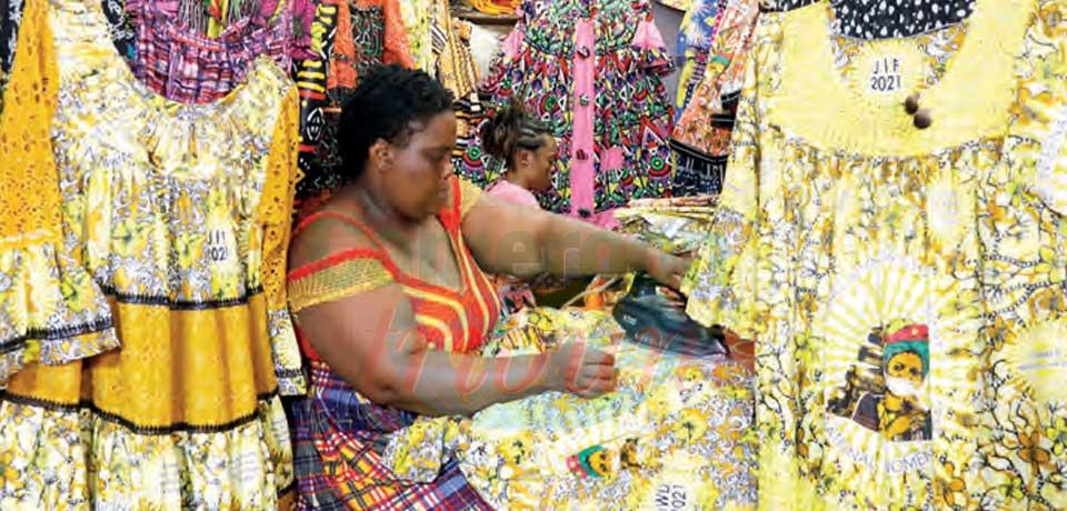 Pagne du 8 mars : plus de 100.000 pièces déjà vendues à Yaoundé