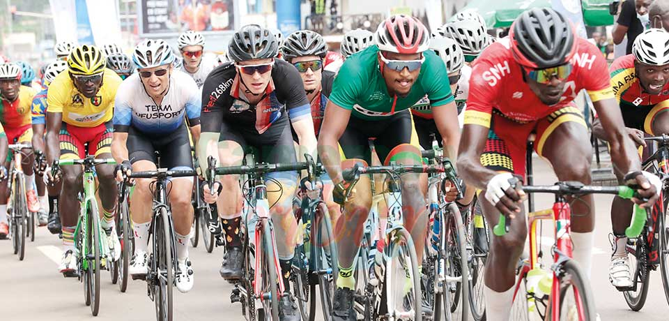 Tour of Cameroon : Local Cyclists Need To Redouble Efforts