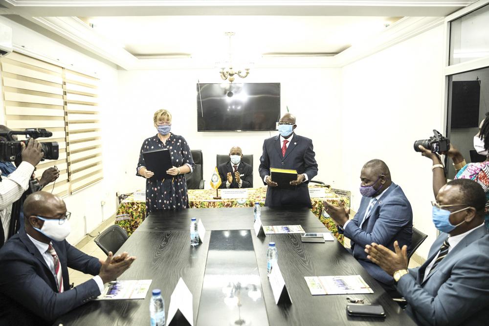 Commission des forêts d'Afrique centrale : l'expertise qui vient d'Allemagne