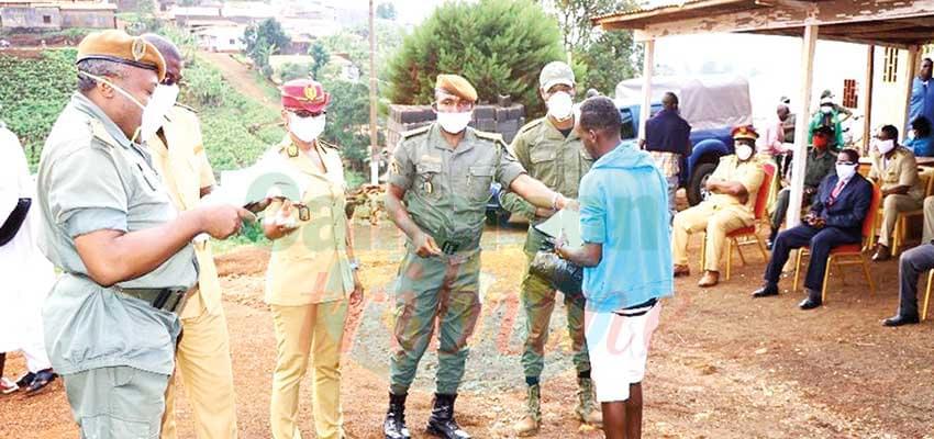 Bafoussam : Happy-end pour 177 détenus