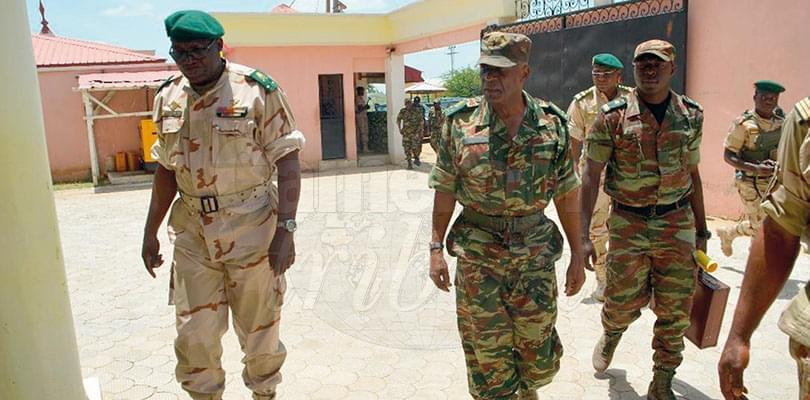 Régions militaires interarmées N°3 et 4: la situation sécuritaire sous contrôle