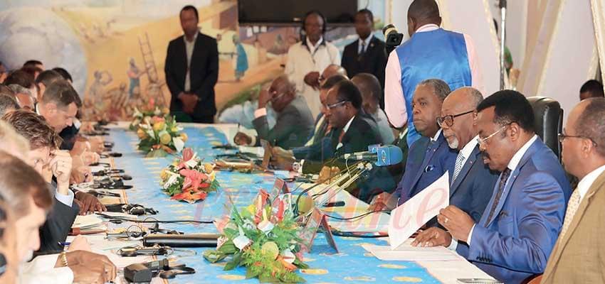 Situation socio-politique au Cameroun : le Minrex édifie les diplomates