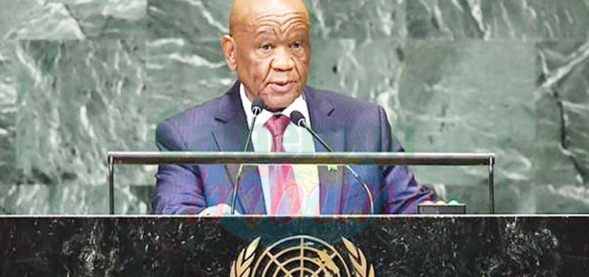 Lesotho : accord pour le départ du Premier ministre