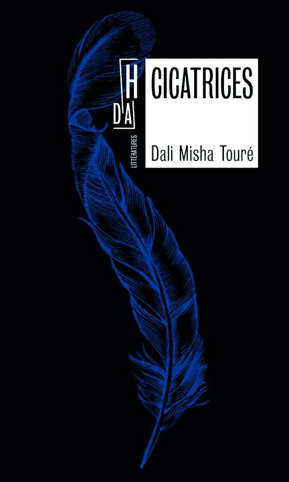 Cicatrices, Dali Misha Touré, Hors d'atteinte, août 2019, 132 pages.