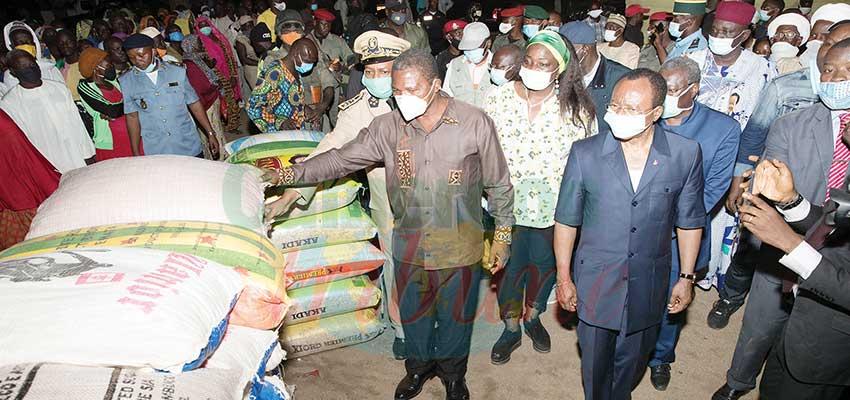 Inondations à l'Extrême-Nord : le geste de Paul Biya