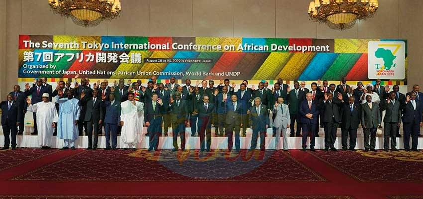 African prosperity at the centre of discussions.
