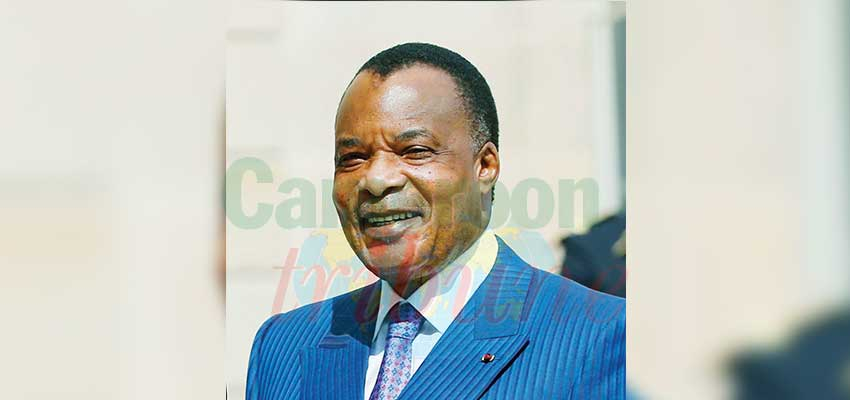 Election In  Congo Brazzaville : Sassou Nguesso Is Candidate