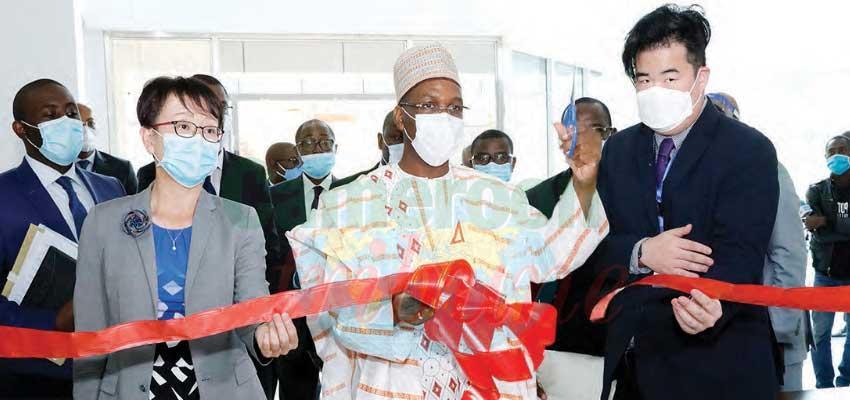 Coopération sanitaire : une société de distribution des médicaments inaugurée