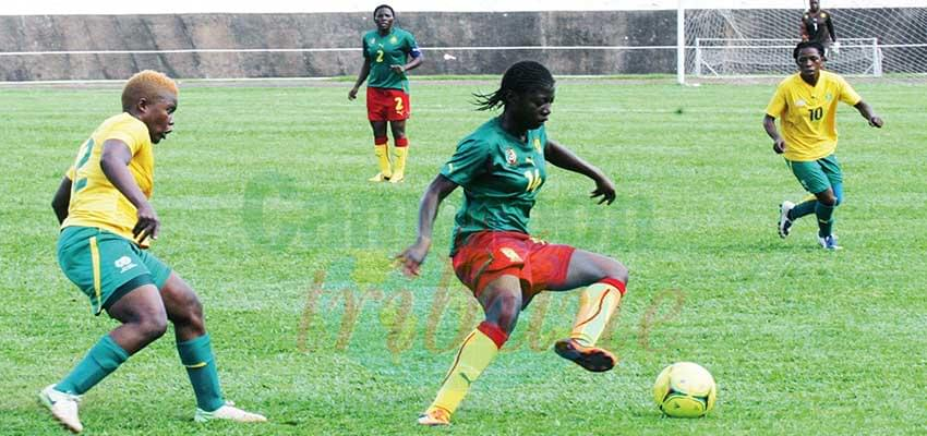 Indomitable Lionesses are determined to win.