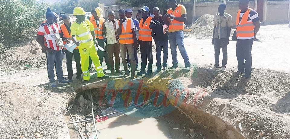 Maroua : le chantier ouvert