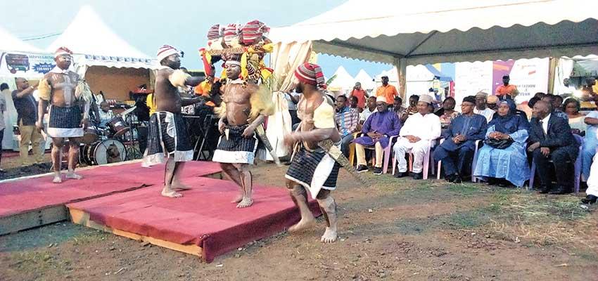 Fomaric 2018: les charmes de la culture nigériane