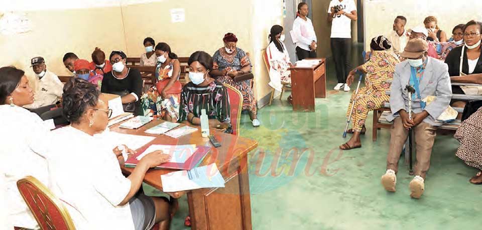 Maladies cardiaques, ophtalmologiques …: consultations gratuites à Yaoundé