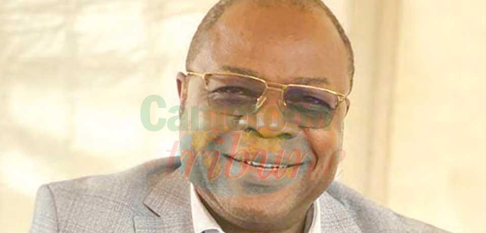 Taybe Ngaba, directeur des entreprises touristiques au ministère du Tourisme et des Loisirs.