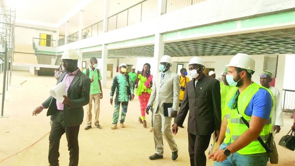 Hôpital de référence de Ngaoundéré : des parlementaires en mission de contrôle