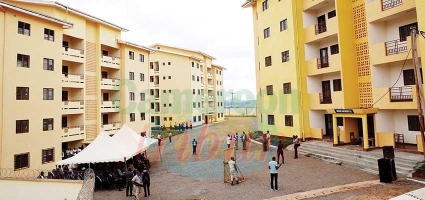 La construction de logements sociaux va garantir un habitat de qualité aux populations.