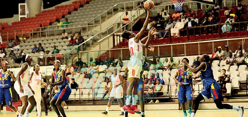 Women Afrobasket: Cameroon Qualifies For Final Tournament