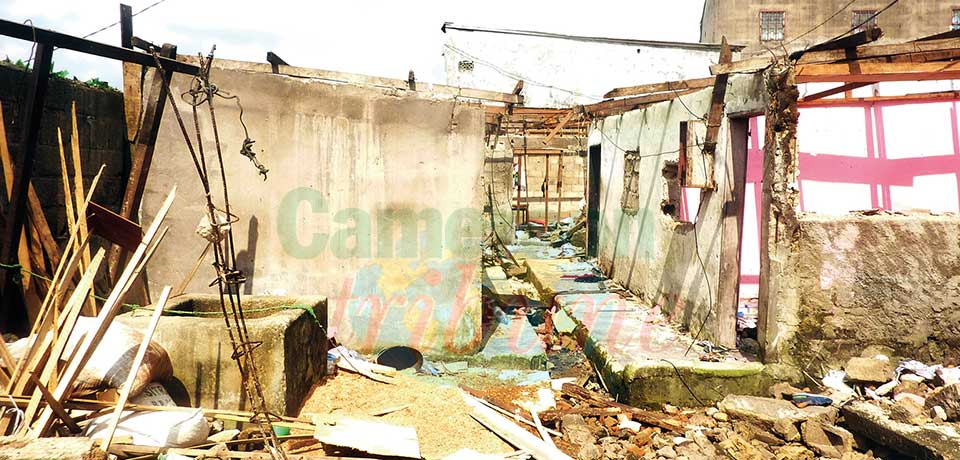 Douala : House Demolished Over Witchcraft Allegations