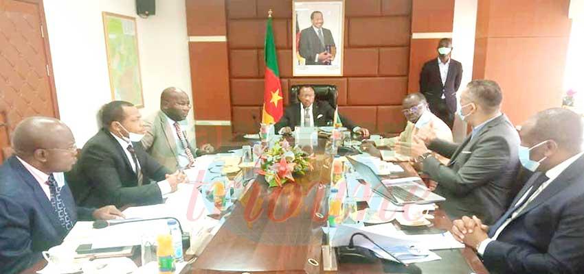 Aménagement de l'entrée Est de Douala :  il y a urgence