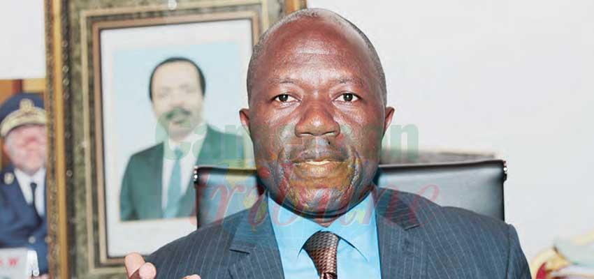 Mfoundi : Emmanuel Mariel Djikdent arrive