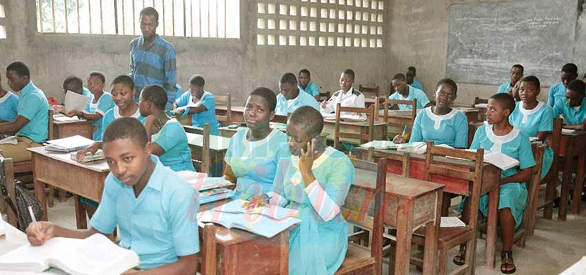 End of Course Examination : Preparation Heightens