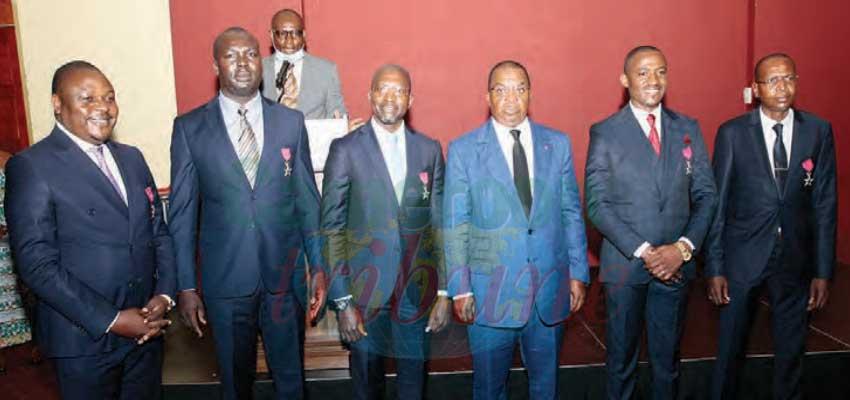 Emissions des obligations de Trésor : le personnel du Minfi récompensé