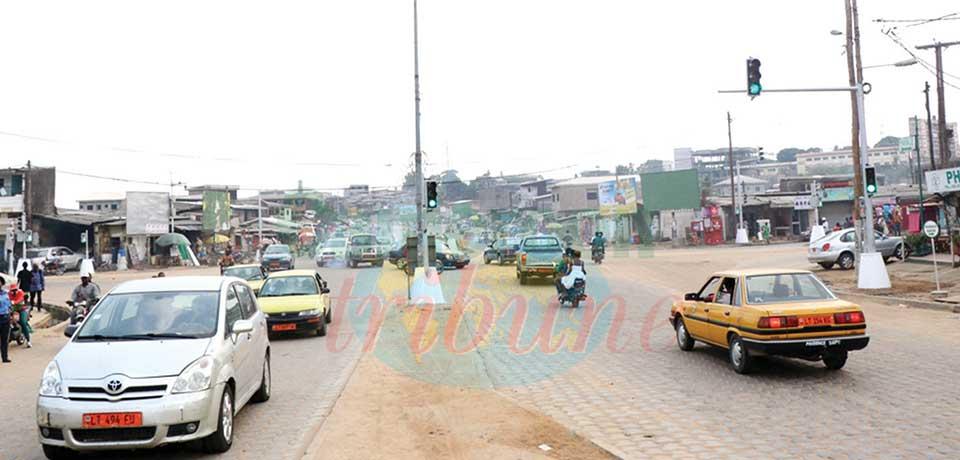 Douala : des changements perceptibles