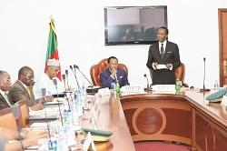 Le Mindef a indiqué la détermination des pouvoirs publics à mener à son terme cet important chantier.