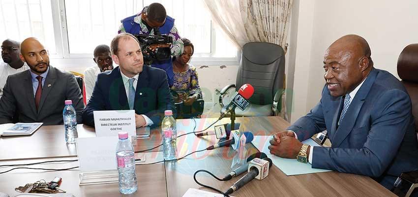 Coopération Cameroun-Allemagne : deux projets présentés au Minac