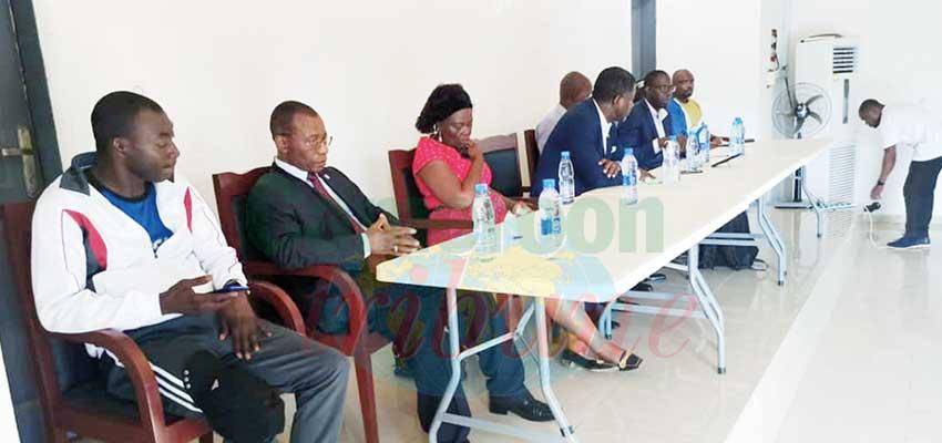 PCRN : le top départ à Eséka