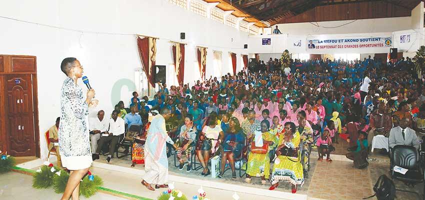 HIV/STIs: CIRCB Edifies Mefou and Akono Population