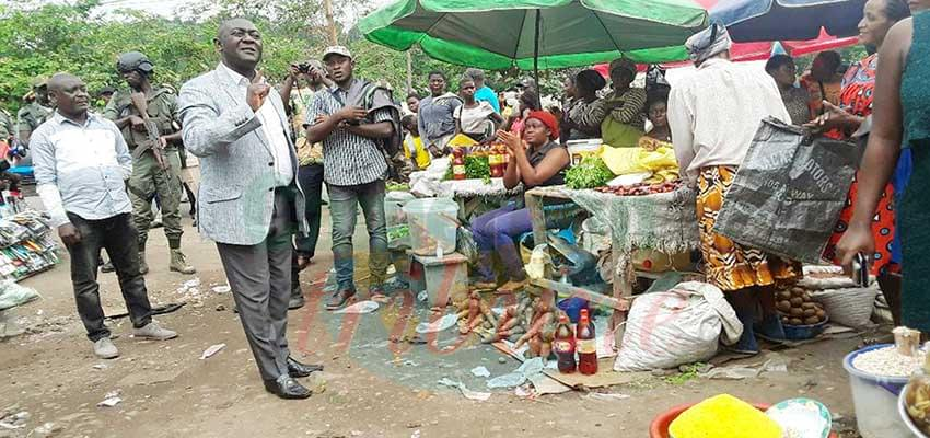 Buea : Council Chased Children From Markets