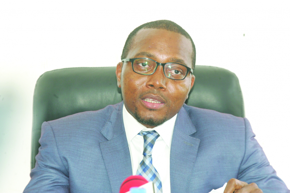 Divine Mbamome Nkendong, directeur des Transports routiers au ministère des Transports.