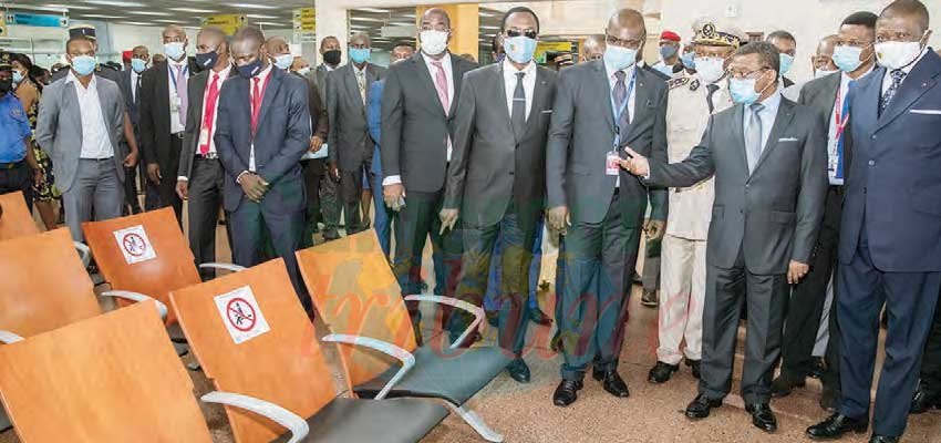 Réouverture attendue des frontières : les aéroports prêts
